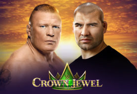 LIVE COVERAGE OF WWE's BROCK LESNAR VS CAIN VELASQUEZ ANNOUNCEMENT IN LAS VEGAS