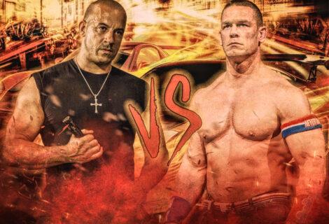 F9: John Cena vs Vin Diesel