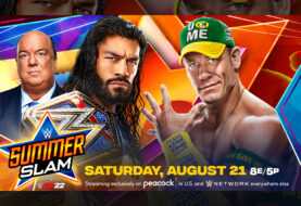 IT'S OFFICIAL! John Cena to Challenge Roman Reigns for the WWE Universal Title at SummerSlam!