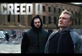 Sneak Peek of Ivan Drago Confronting Rocky Balboa in Creed 2
