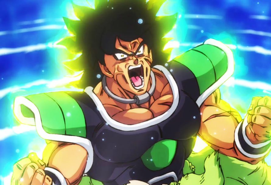 Dragon Ball Super: Broly Spoilers