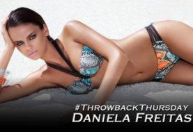 #ThrowbackThursday Worships Daniela Freitas