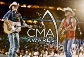 David Lee Murphy Joins Kenny Chesney for a CMA Awards Performance