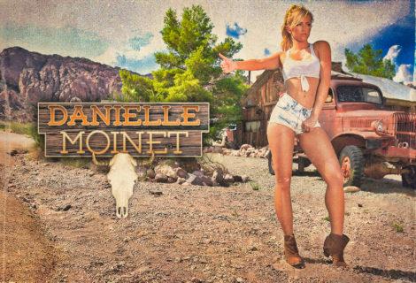 #HustleBootyFashionWeek Comes to Ghost Town: Danielle Moinet