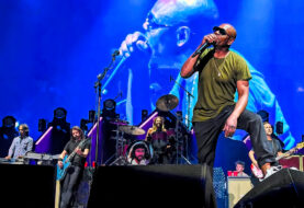 """MSG Opens to Full Capacity, Dave Chappelle Covers Radiohead's """"Creep"""" with the Foo Fighters"""