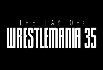Behind The Scenes at WrestleMania 35