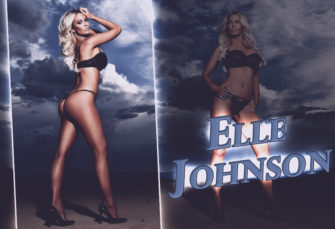 EXCLUSIVE! A Hot Winter's Night in the Desert: Elle Johnson