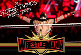 George Tahinos Photo Diary: Finn Bálor Unleashes The Demon at WrestleMania 35
