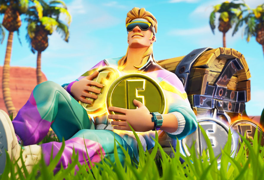 Fortnite Hits 1 BILLION Dollars in Revenue in Just Two Years
