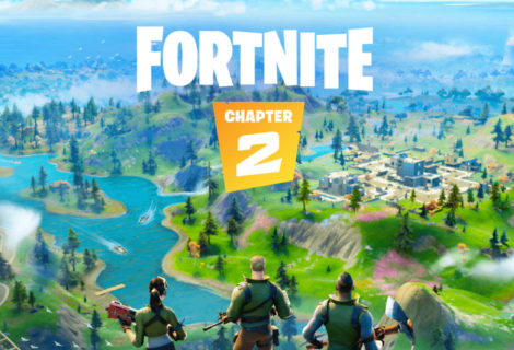 #BreakingNews on Fortnite Chapter 2
