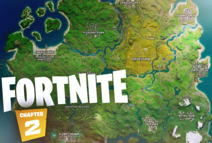 Sensational Spoilers You May Have Missed About Fortnite Chapter 2
