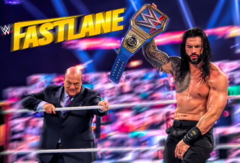Roman Reigns' Fast Lane to WrestleMania