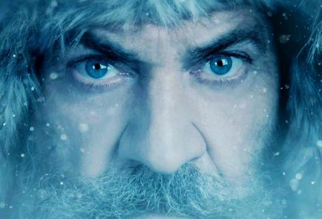 """Mel Gibson is a Hardcore Bad Ass Santa in """"Fatman"""""""