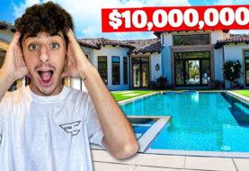 FaZe Rug Presents a Tour of His Brand New 10 Million Dollar House
