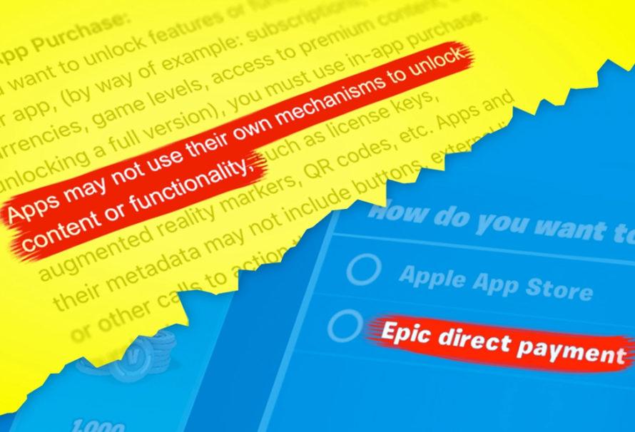 BREAKING NEWS! Apple Kicks Fortnite Off the App Store