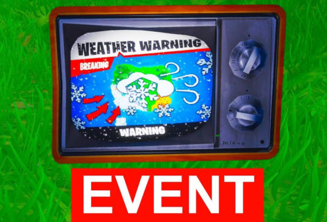 Weather Warning Spoilers for Fortnite