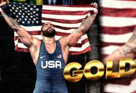 #PaulHeymanGuy Gable Steveson Wins Olympic Gold