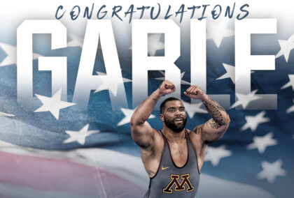 #PaulHeymanGuy Gable Steveson Dominates in Ft Worth, Qualifies For the Olympics