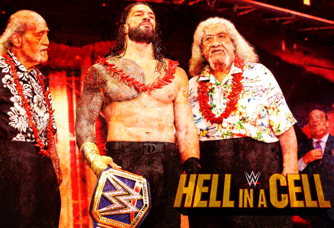 """Roman Reigns is OFFICIALLY """"The Tribal Chief"""""""