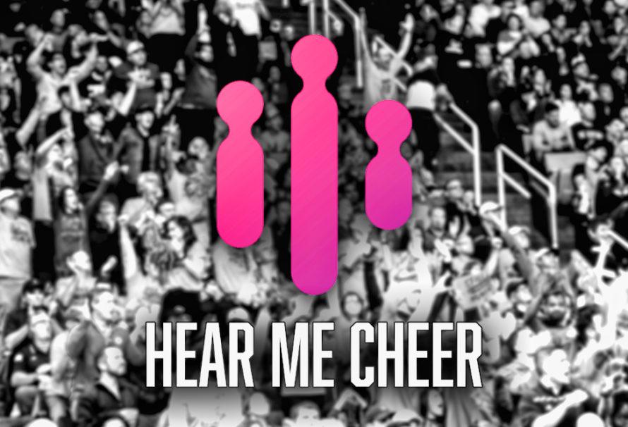 """Hear Me Cheer"" is the Trendiest Hustle in Empty Arena Sports"