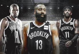 #BreakingNews: NEW YORK NETS HARDEN