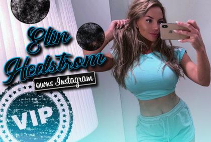 Elin Hedstrom Owns Instagram