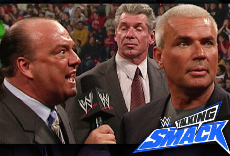 WWE #TalkingSmack: Paul Heyman's Exclusive Comments on Eric Bischoff Being Inducted into the WWE HOF