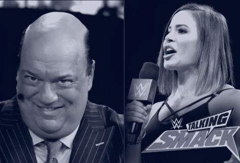Paul Heyman Breaks More Taboos on WWE #TalkingSmack