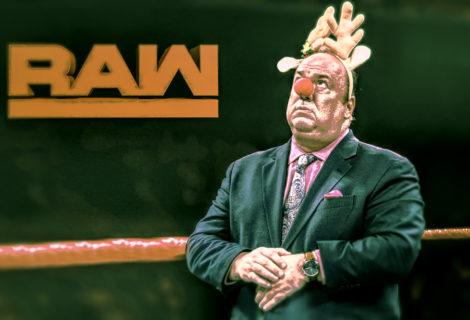 WWE Monday Night RAW Christmas Eve 2018: SILENT NIGHT