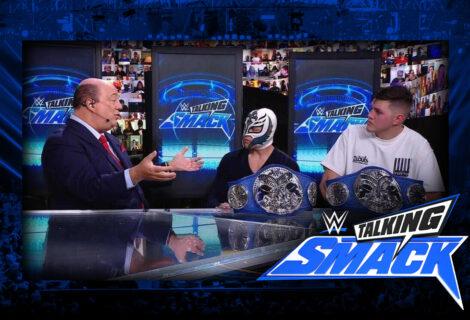 Paul Heyman Addresses the Mysterios on WWE #TalkingSmack