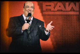 Paul Heyman Confronts Seth Rollins in Boston, But Rollins Gets the RAW Mic Drop