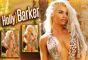 #SBLV: Holly Barker Sizzles in Sin City