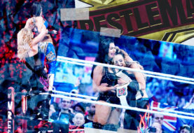 Hustle Photo Book: The IIconics Win the WWE Women's Tag Team Titles at WrestleMania 35