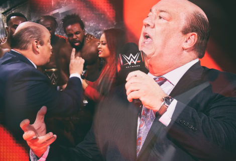 #BreakingNews: Paul Heyman Offers Spoiler Tonight Live at WWE Extreme Rules in Philadelphia