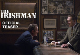 "PACINO! De NIRO! PESCI! Netflix Releases Awesome Trailer for Scorcese's ""The Irishman"""