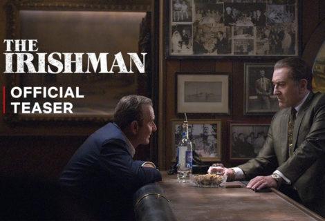 """PACINO! De NIRO! PESCI! Netflix Releases Awesome Trailer for Scorcese's """"The Irishman"""""""