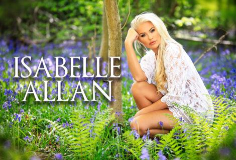 By Popular Demand: #HustleBootyTempTats Supermodel Isabelle Allan