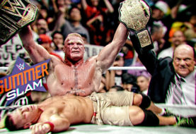 WWE Looks Back at the Night Brock Lesnar Conquered John Cena