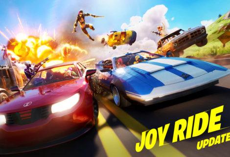 Take a Joy Ride Through Fortnite