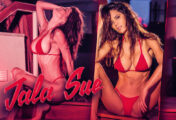 "The Supermodel Files: Jala Sue Part Three: The World's Most Beautiful Athlete ""Red Bikini"" Photos"