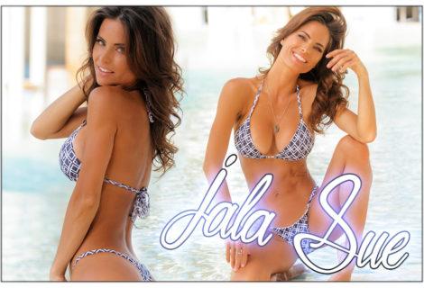 By Popular Demand: #HustleBootyTempTats Supermodel Jala Sue