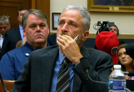 Here's Jon Stewart's Entire Testimony in Front of the Empty House Judiciary Committee