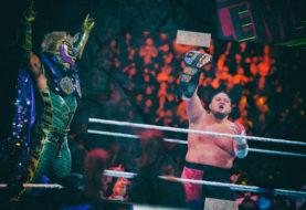 Hustle Photo Book: Samoa Joe Retains the United States Championship at WrestleMania 35