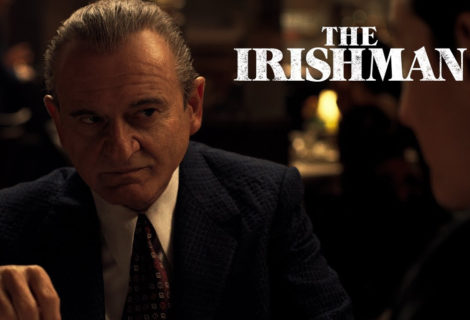 Behind The Scenes with Joe Pesci in The Irishman
