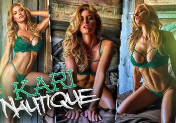 Ride 'em Cowgirl: Kari Nautique