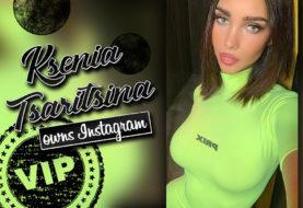 Ksenia Tsaritsina Owns Instagram