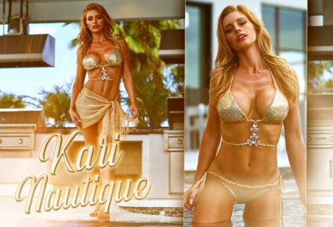 By Popular Demand: #HustleBootyTempTats Supermodel Kari Nautique