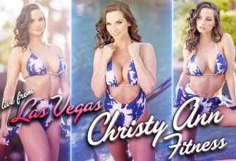 #HBFW: Live From Las Vegas, It's Christy Ann Fitness