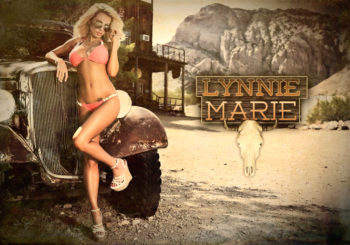 #HustleBootyFashionWeek Comes to Ghost Town: Miss Lynnie Marie
