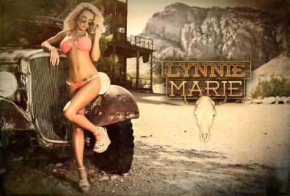 #HustleBootyFashionWeek Comes to Ghost Town: Miss Lynnie Marie